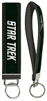 STAR TREK Badge Key Wristlet